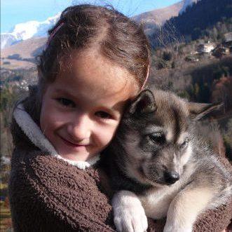 husky praz sur arly